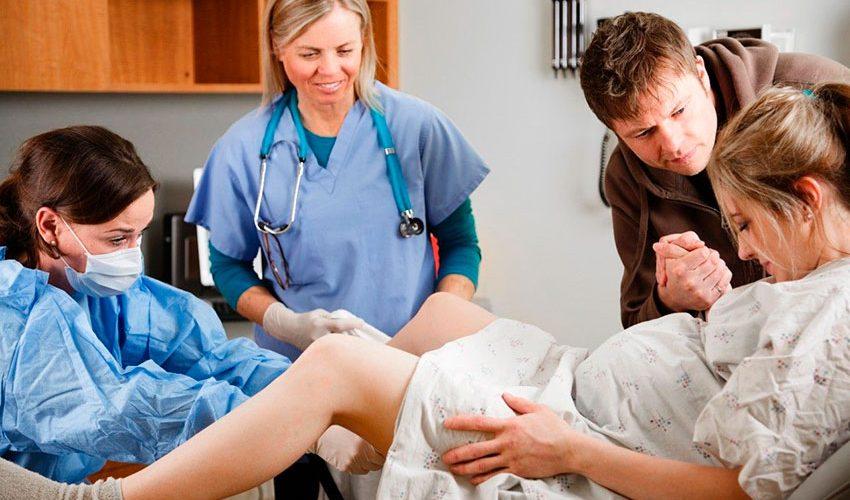 Признаки близких родов. Схватки и другие симптомы