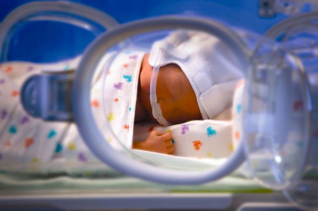Желтуха у недоношенных новорожденных