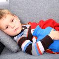 Непроходимость кишечника у ребенка