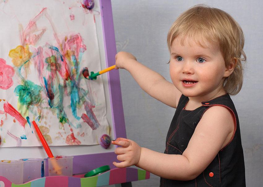 Чем занять ребенка 3 лет дома: как развивать детские таланты
