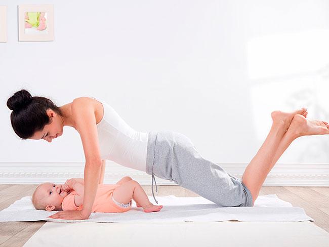 Причины лишнего веса после родов-1